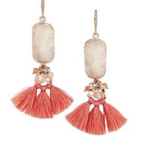 Chloe and Isabel Tassel Earrings